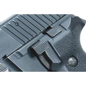 Steel Slide Decocking Lever for MARUI/KJ/WE P226 (Stainless Sliver)