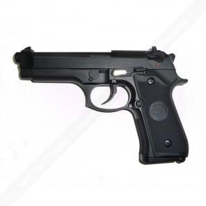 WE M92F Black (Semi-Auto) Co2 version