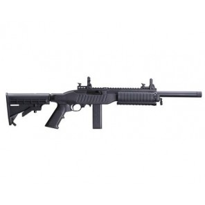KJ Works KC02 .22 Tactical Carbine (Ver2 with Long Mag)