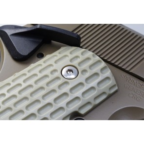 Stainless Inner Hexagon Grip Screw for MARUI M1911/MEU