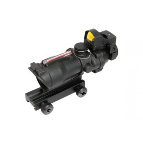 BOG SSR 1905 COG Optic Fibre Sight with MRDS 4x32 (Black)