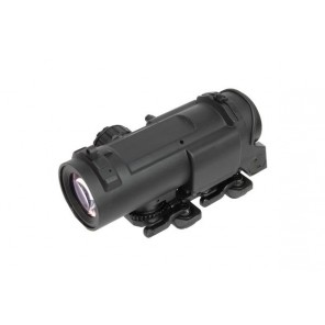 BOG Spec DR 1-4X style 4x35 Rifle scope (Black)
