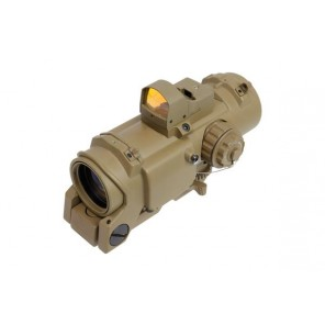 BOG SSR2802 DR Scope 4x32 with MRDS (FDE)