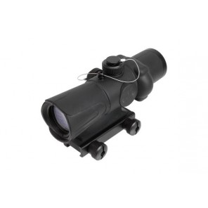BOG SVD rifle scope style red dot sight
