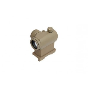 BOG SSR1902 T1 Style Green/Red dot sight with QD mount set (FDE)