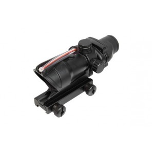 BOG TA31 rifle scope style Red/Green Dot sight(Black)