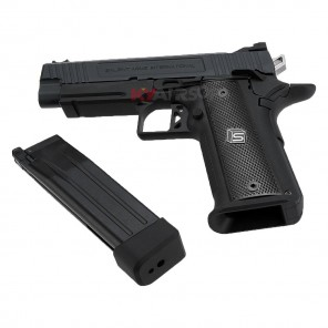EMG / Salient Arms International 2011 DS Airsoft Training Pistol (Length: 4.3 / Aluminum)