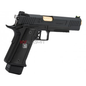 EMG / Salient Arms International 2011 DS Airsoft Training Pistol (Length: 5.1 / Aluminum)