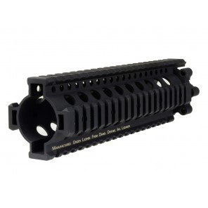 MADBULL Daniel Defense 7.62 LITE RAIL (9inch black)