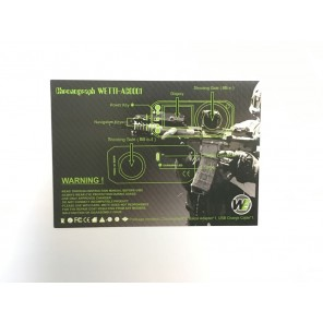 WE - FPS Tester (Green)