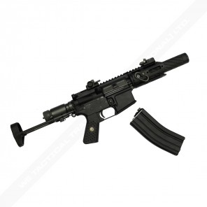 WE R5C AIR GBBR Black