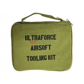 Ultraforce Airsoft Tooling Kit ( 11 in 1 )