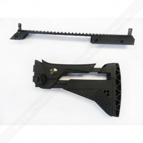 IDZ Stock & Rail System Conversion Kit for WE 999 Series GBB