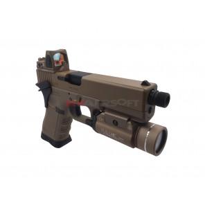 The Desert Set - WE G17 TT Custom