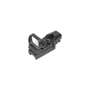 BOG SSR 1501 4-Reticle Reflex Sight (Black)