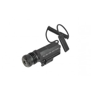 BOG SSL0701 Green Laser & Flashlight Device (Black)