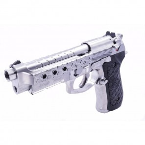 WE M92 HONEYCOMB PISTOL (SLIVER)