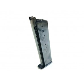 WE 14rds Magazine for WE P38 GBB - Black