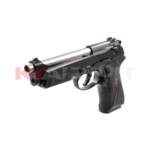 WE M92 902 GBB Pistol (Black)