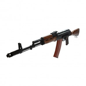 WE AK74 Wood GBBR
