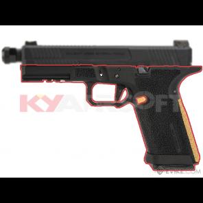 Complete Lower frame EMG SAI BLU GBB Pistol