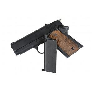 ARMY R45A1 (DETONICS .45) GBB Pistol (Full Metal / Black)