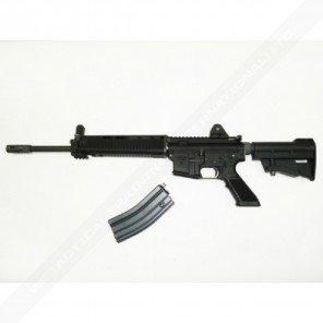 WE T91 GBBR Black