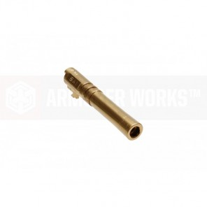 EMG / SALIENT ARMS INTERNATIONAL™ 2011 DS OUTER BARREL (4.3 / GOLD)