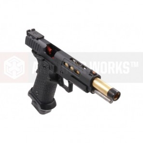 EMG / STI INTERNATIONAL  DVC 3-GUN 2011 PISTOL (THREADED / GAS / FULL AUTO)