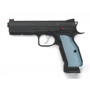 KJ WORK CZ SHADOW 2 Gas BB Pistol  (Custom CNC Marking)