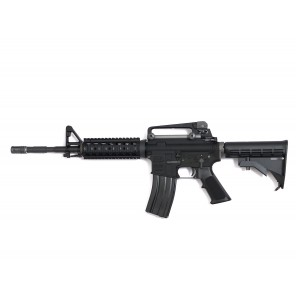 WE M4 RIS GBB Rifle BK (BCM marking)