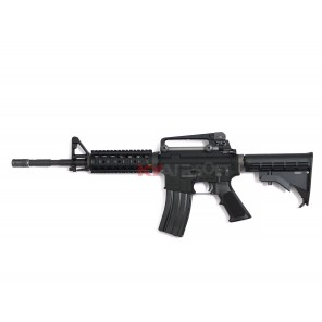 WE M4 RIS GBB Rifle BK (L119A1 marking)