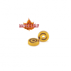 Maple Leaf Pistol Hop Up Adjustment Wheel for Marui / WE / VFC GBB Pistol