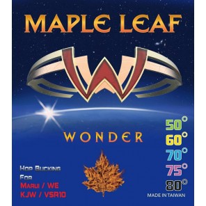 Maple Leaf Wonder Hop Up Bucking for Marui / WE / KJ GBB Pistol & GBBR & VSR (80