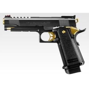 Tokyo Marui Hi-Capa 5.1 Gold Match GBB Pistol