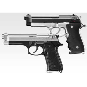 Tokyo Marui M92FS (Silver Frame) GBB Pistol