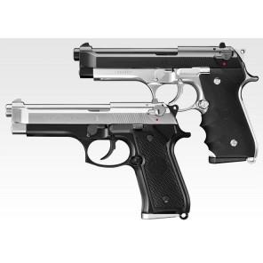 Tokyo Marui M92FS (Silver Slide) GBB Pistol
