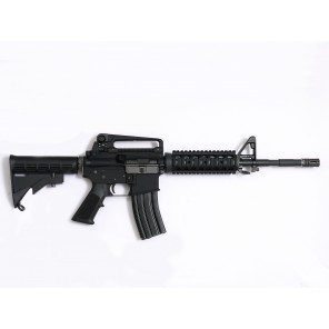 WE M4 RIS GBB Rifle BK