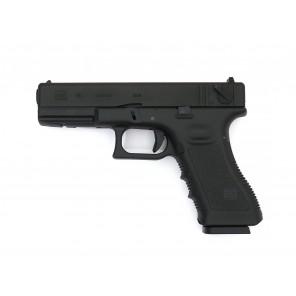 KJ KP 18 GBB Pistol BK (full marking)