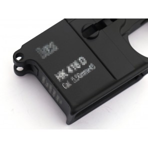 WE 888 rifle lower receiver(Full marking)