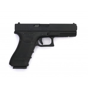 WE G17 BK GEN4 (Full marking slide & Frame,Tactical)