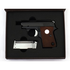WE CT25 GBB Pistol Juonir 1908 .25 ACP Black (No marking)