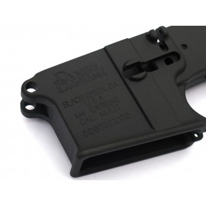 WE M4 GBB rifle lower body receiver #105 (DD marking)