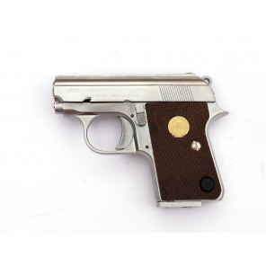 WE CT25 GBB pistol (Silver , ASTRA Marking)
