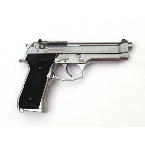 WE M92F Gen2 GBB pistol (silver)