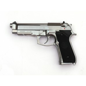 WE M9A1 Silver Gen2 Full marking