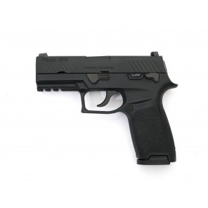 AEG F18 GBB Pistol Full marking (Black)