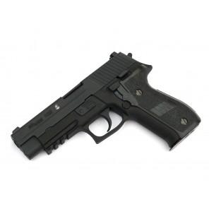 KY custom WE F226 MK25 GBB pistol Black (MK25 marking)