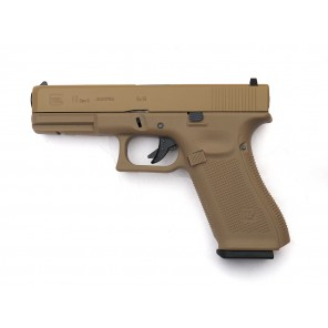 WE G17 GEN5 TAN (CUSTOM CNC MARKING)