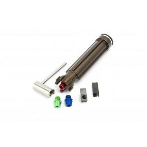 RA-TECH Magnetic Locking NPAS aluminum loading nozzle set forWE M4/M16 GBB